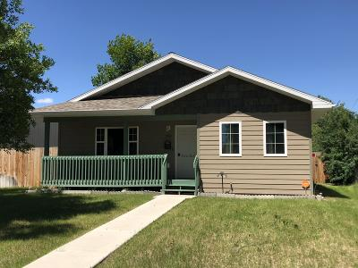 Great Falls Single Family Home For Sale: 509 8th Avenue South