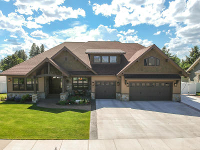 Kalispell Single Family Home For Sale: 45 Glacier Circle