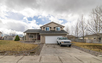 Missoula Single Family Home For Sale: 4819 Christian Drive