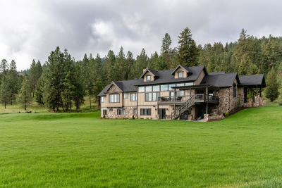 Missoula Single Family Home For Sale: 1218 Trotting Horse Lane