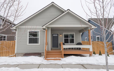 Missoula Single Family Home For Sale: 4213 Hermione Lane