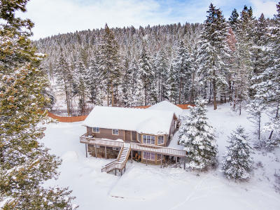 Flathead County Single Family Home For Sale: 99 Pierce Lane