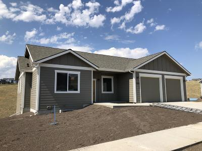 Missoula County Single Family Home For Sale: 7024 Jenaya Court
