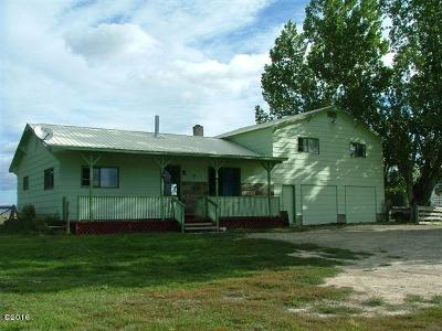 Hot Springs Single Family Home For Sale: 2237 Mt-28