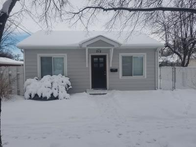 Great Falls Single Family Home For Sale: 712 22nd Street North