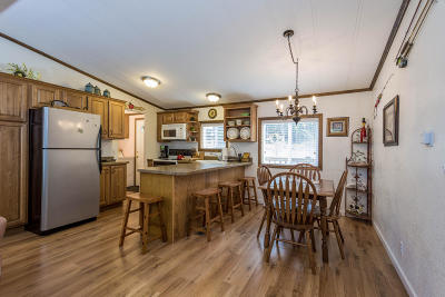 Flathead County Single Family Home For Sale: 680 Jackson Meadows Road