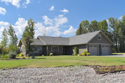 Kalispell Single Family Home For Sale: 412 Soaring Pines Trail
