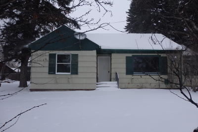 Great Falls Single Family Home For Sale: 2311 4th Avenue South West