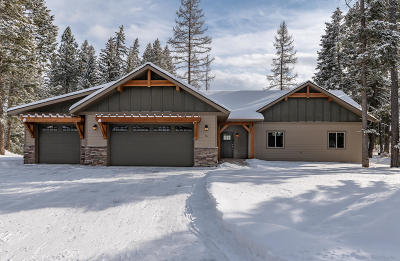 Kalispell Single Family Home For Sale: 501 Soaring Pines Trail