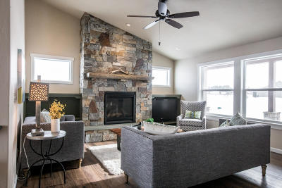 Kalispell Single Family Home For Sale: 154 Sage Grouse Way