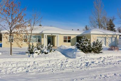 Great Falls Single Family Home Under Contract Taking Back-Up : 601 19th Street South