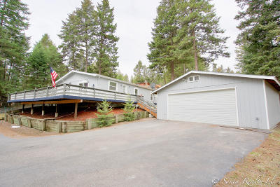 Flathead County Single Family Home Under Contract Taking Back-Up : 106 Brass Road