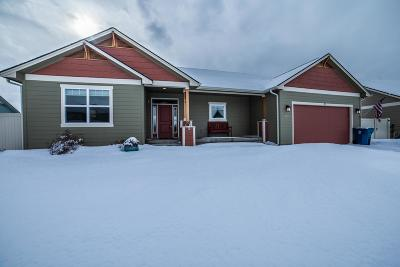 Missoula County Single Family Home For Sale: 5223 Filly Lane