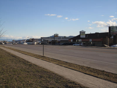 Kalispell Commercial For Sale: 2385 U.s. 93 South
