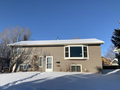 Cut Bank Single Family Home For Sale: 434 8th Avenue South