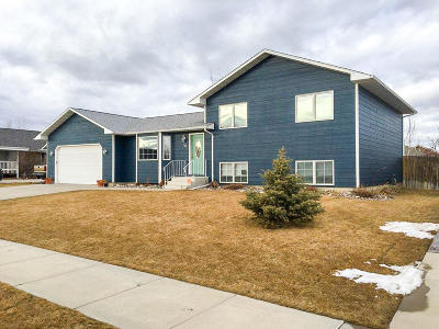 Great Falls Single Family Home For Sale: 329 35th Avenue North East