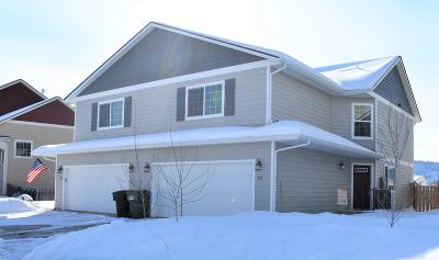 Kalispell Single Family Home For Sale: 28 Muskrat Drive