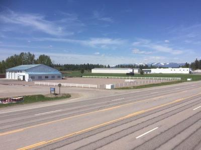 Kalispell Commercial For Sale: 3154 Us Hwy 2 East