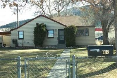 Helena Single Family Home For Sale: 1319 Wilder Avenue