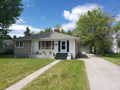 Choteau Single Family Home For Sale: 28 8th Avenue South West