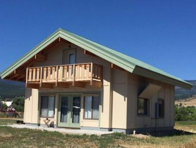 Hot Springs Single Family Home For Sale: 205 E Street