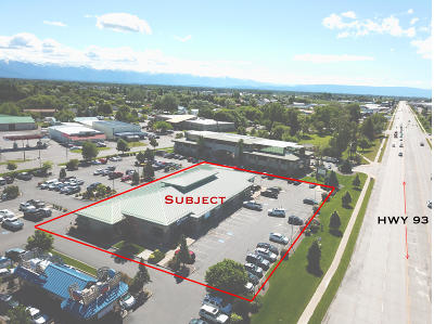 Kalispell Commercial For Sale: 1825 U.s. 93 South