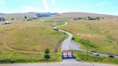Missoula Residential Lots & Land For Sale: 1006 Chief Joseph Cluster