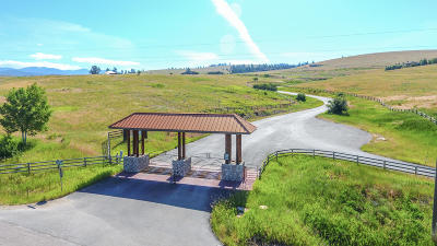 Missoula Residential Lots & Land For Sale: 1008 Chief Joseph Cluster