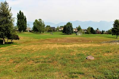 Polson Residential Lots & Land For Sale: Lot 55 Eagle Drive