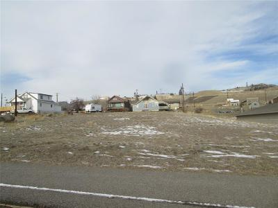 Butte Residential Lots & Land For Sale: West Mercury Street