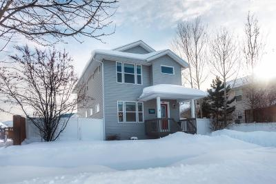 Kalispell Single Family Home Under Contract Taking Back-Up : 10 Salem Street