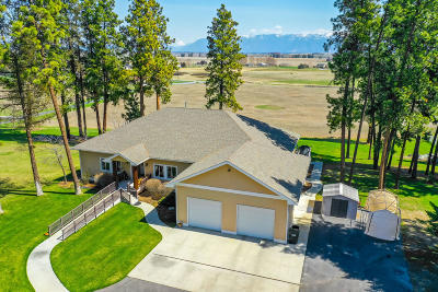 Kalispell Single Family Home For Sale: 56 Sunflower Court