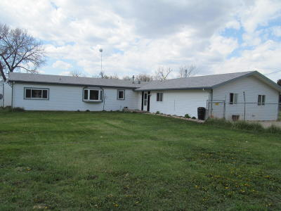 Great Falls Single Family Home For Sale: 485 Wilson Butte Road