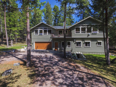 Bigfork Single Family Home For Sale: 109 Upper Pierce Lane