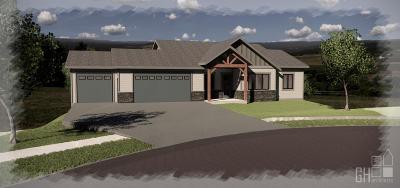 Missoula Single Family Home For Sale: 6773 Roberta Drive