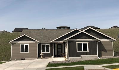 Missoula Single Family Home For Sale: 6955 Shaver Drive