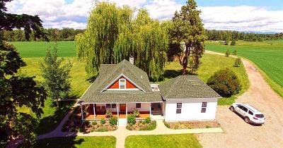 Flathead County Single Family Home For Sale: 1512 Steel Bridge Road