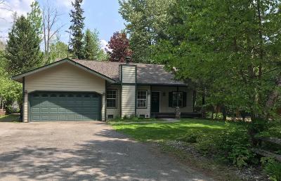 Flathead County Single Family Home For Sale: 1885 Lacy Lane