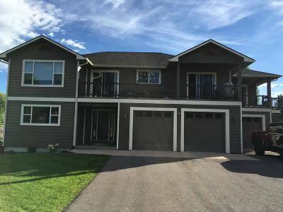 Missoula Single Family Home For Sale: 2470 Peregrine Loop