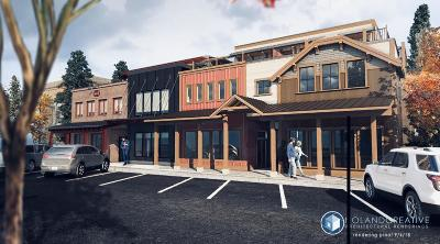 Whitefish Commercial Lease For Lease: Central Avenue