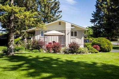 Kalispell Single Family Home Under Contract Taking Back-Up : 440 Sylvan Drive