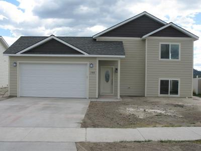Bigfork Single Family Home Under Contract Taking Back-Up : 552 Peaceful Drive
