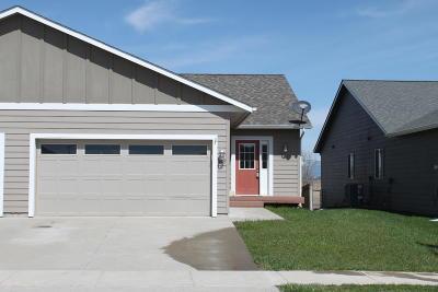 Kalispell Single Family Home For Sale: 469 Mountain Vista Way