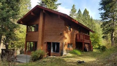 Missoula Single Family Home For Sale: 10246c Bear Run Creek Road