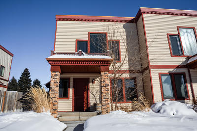 Missoula Single Family Home Under Contract Taking Back-Up : 3414 Connery Way