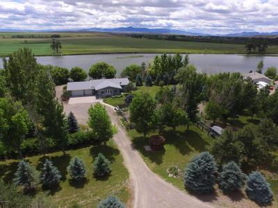 Great Falls, Black Eagle, Belt, Ulm Single Family Home For Sale: 158 & 156 Whitetail Lane
