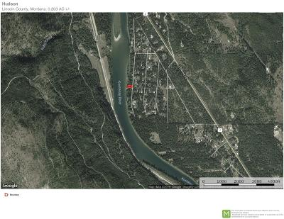 Lincoln County Residential Lots & Land For Sale: 476 Waterfront Road