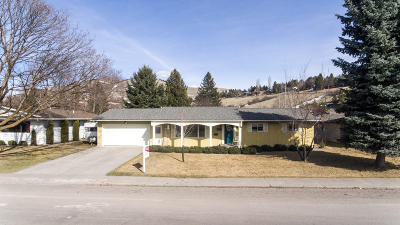 Single Family Home For Sale: 3440 Bancroft Street