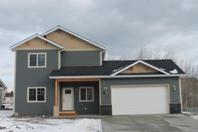 Kalispell Single Family Home For Sale: 125 Triple Creek Drive
