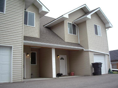 Kalispell Multi Family Home Under Contract Taking Back-Up : 398 & 402 Solberg Drive